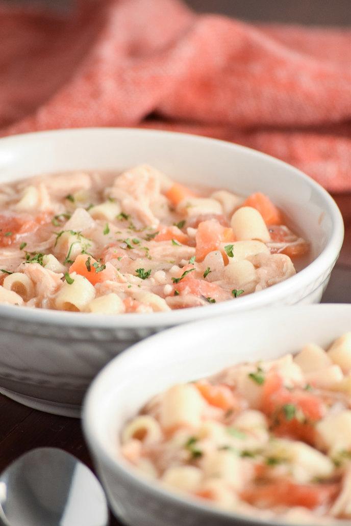 Carrabba S Sicilian Chicken Soup Recipe My Homemade Heaven