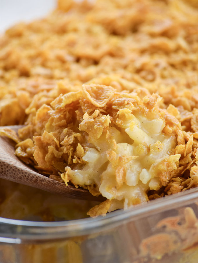 Funeral Potatoes (No canned soup)